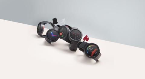 Amazfit Verge Smartwatch (Photo: Business Wire)