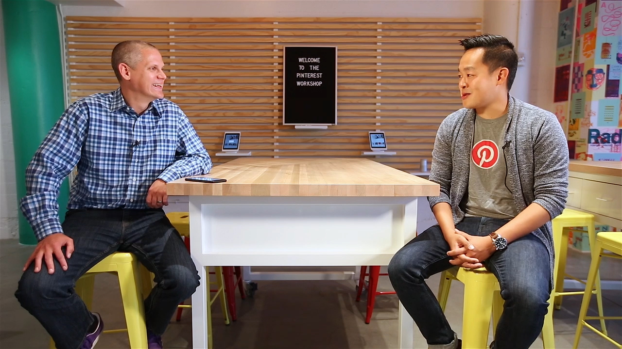 Watch IZEA's Founder & CEO Ted Murphy and Aaron Ru, Business & Corporate Development at Pinterest, chat on Pinterest campus in San Francisco about this exciting new partnership.