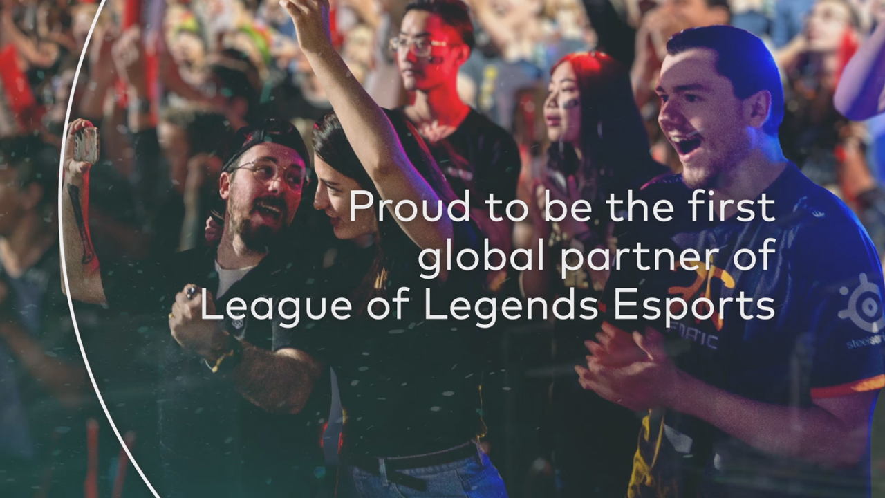 Mastercard Brings Priceless to League of Legends Esports