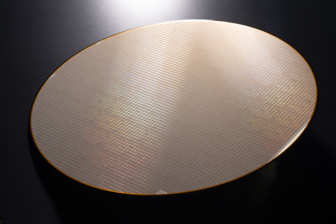Silicon Wafer (Photo: Business Wire)