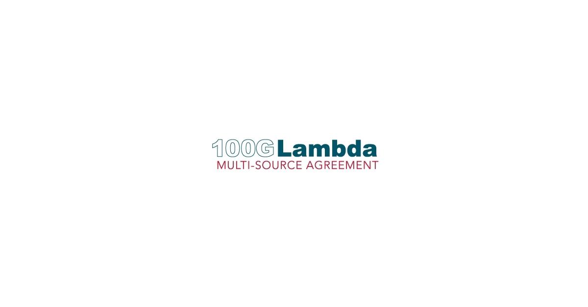 100g Lambda Msa Announces Significant Progress Towards 100 Gbs