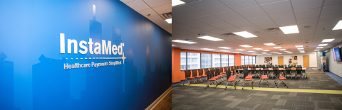 InstaMed Expands Its Philadelphia Headquarters With the Newly-created InstaMed Collaboration Center (Photo: Business Wire)