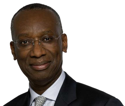 Momar Nguer, President of Total Marketing Services S.A. (TMS) (Photo: Business Wire)