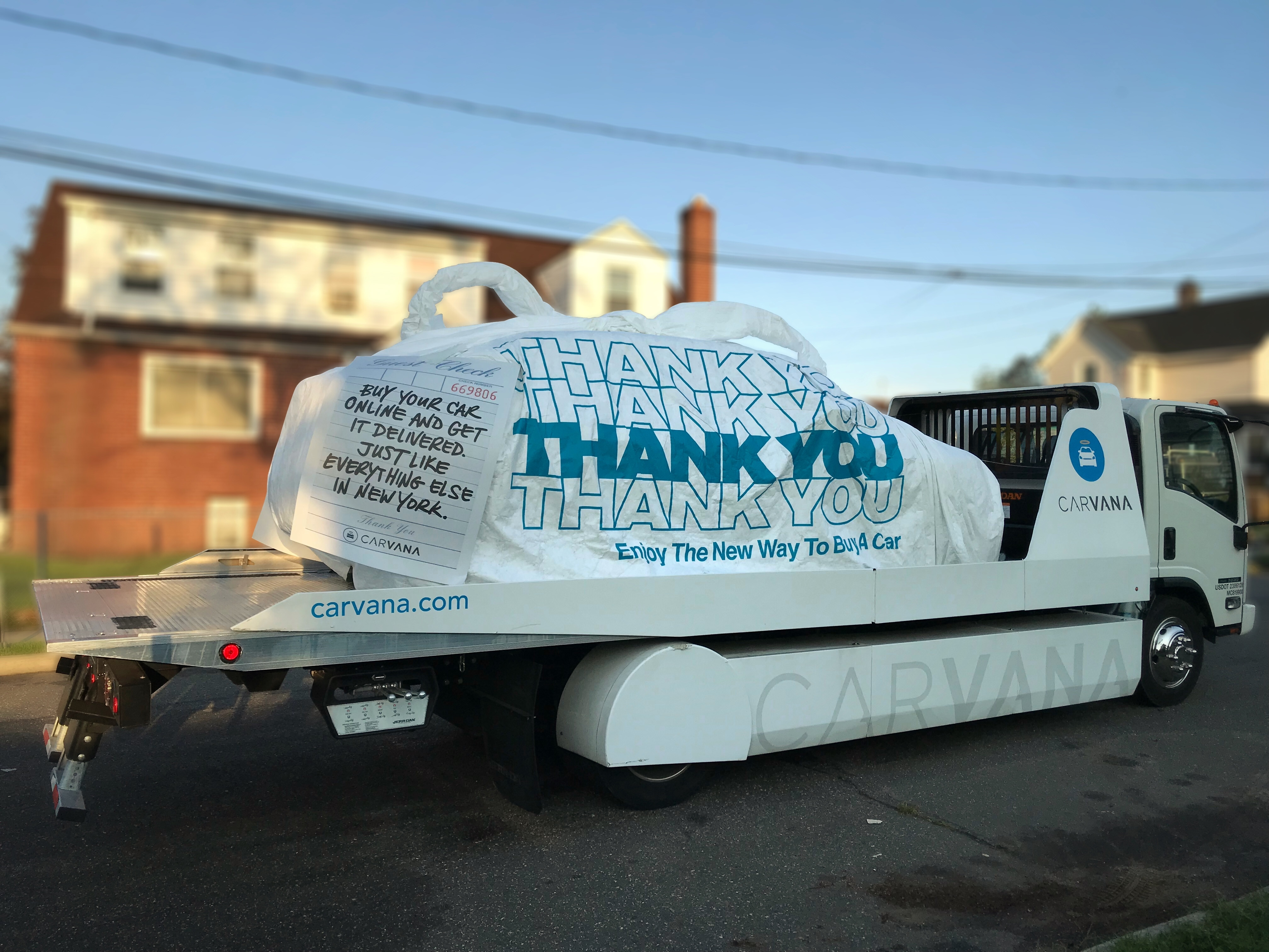 Carvana S New Way To A Car Is Now The Nyc Business Wire