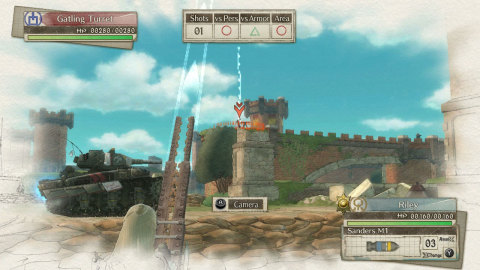 The strategy-RPG Valkyria Chronicles 4 is available on Sept. 25. (Graphic: Business Wire)