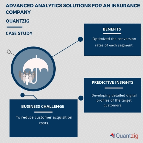 Advanced Analytics Solutions for an Insurance Company (Graphic: Business Wire)