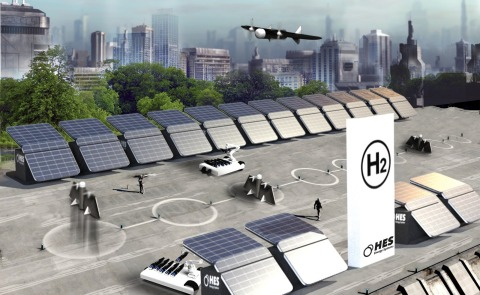 HES to develop a network of hydrogen airbases for autonomous long-range hydrogen drones and aircraft ...