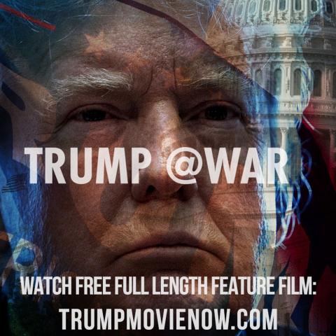 Steve Bannons neuer Dokumentarfilm Trump @War startet kostenlosen ...