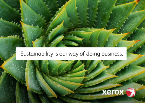 Xerox, and Xerox people, work hard to protect our environment, help our communities, promote diversity, and conduct business according to the highest ethical standards, recognized by the FTSE4Good ranking. (Photo: Business Wire)