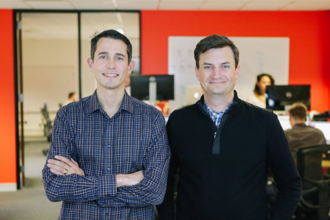 Convoy Founders, Dan Lewis and Grant Goodale (Photo: Business Wire)
