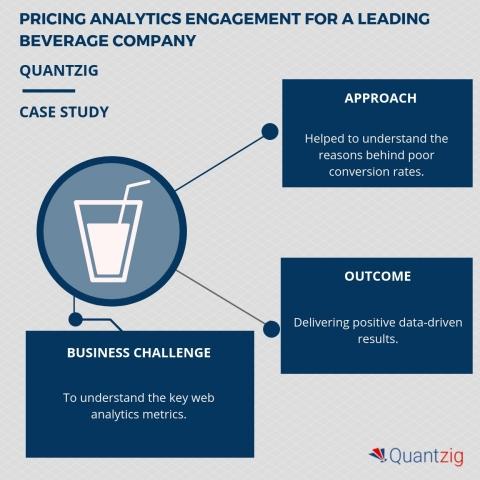 Establishing Web Analytics Metrics to Assess Beverage Industry Trends (Graphic: Business Wire)