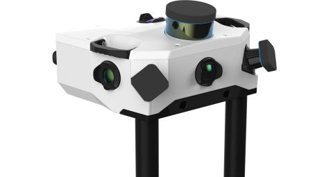 The M6 utilizes VLP-16 sensors by Velodyne LiDAR, Inc, which allows it to produce a 3D map of the surrounding environment. (Photo: Business Wire)