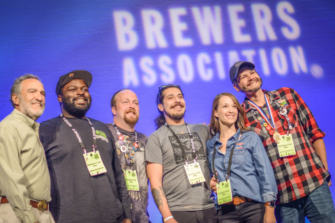 Winners were announced at the 2018 Great American Beer Festival. (Photo: Business Wire)