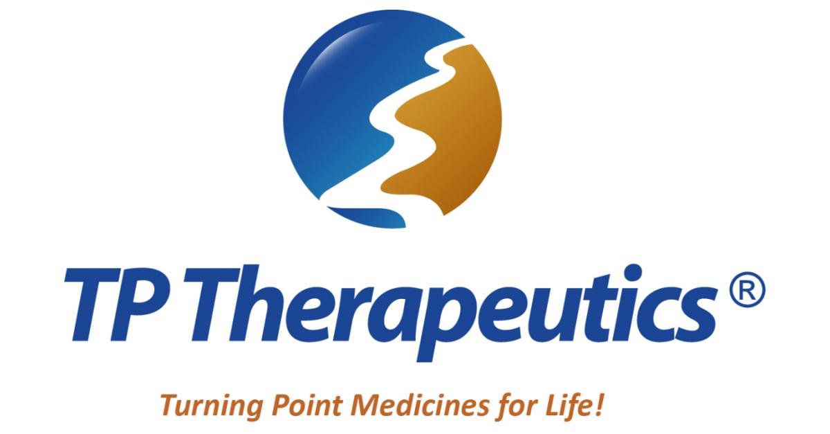 TP Therapeutics logo