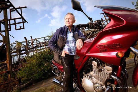 Das Ergebnis der Bikershootings: Tolle Bilder einer ganz besonderen Beziehung (Photo: Business Wire)