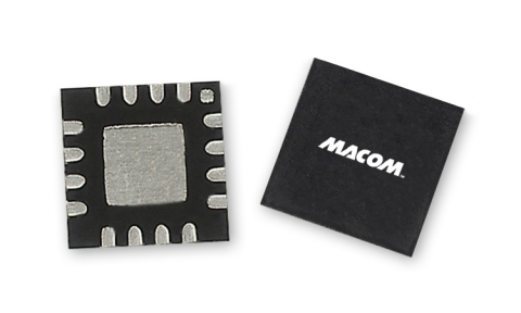 MACOM's new MASW-011102 low power SPDT non-reflective switch supports broadband operation from DC to ...