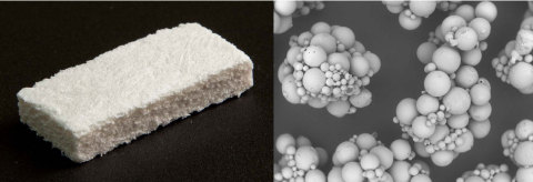 BioSphere Flex and BioSphere Granules (Photo: Business Wire)