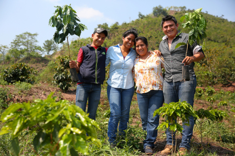 In response to critically low coffee prices in Central America, Starbucks has committed up to $20 million to temporarily relieve impacted smallholder farmers with whom Starbucks does business with in Nicaragua, Guatemala, Mexico and El Salvador (Photo: Business Wire)