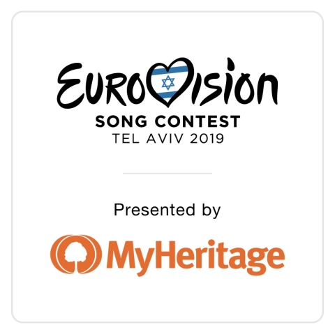 MyHeritage Becomes Presenting Partner of the Eurovision Song Contest 2019 (Photo: Business Wire)