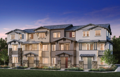 New KB homes now available in Hayward, California. (Photo: Business Wire)