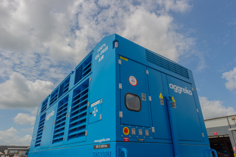 Aggreko launches a new fleet of 100% oil-free compressed air compressors, air cooling and air-drying ...