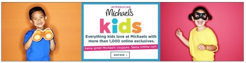 Michaels Creates the Ultimate Destination for Screen-Free Fun (Photo: Business Wire)