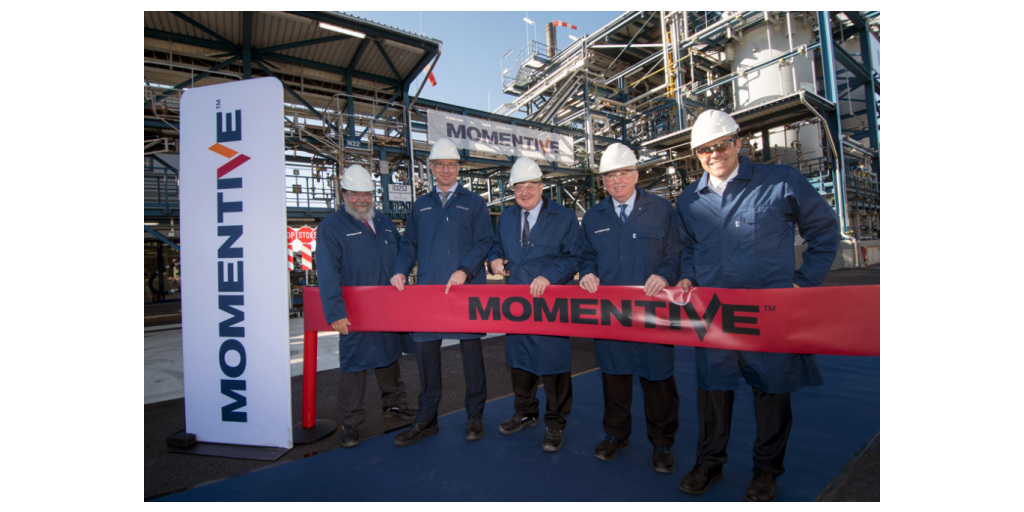 Momentive Opens New NXT* Silane Manufacturing Facility in Leverkusen