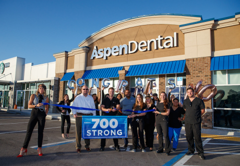 Aspen Dental Opens 700th Location (Nokomis, Florida) (Photo: Business Wire)