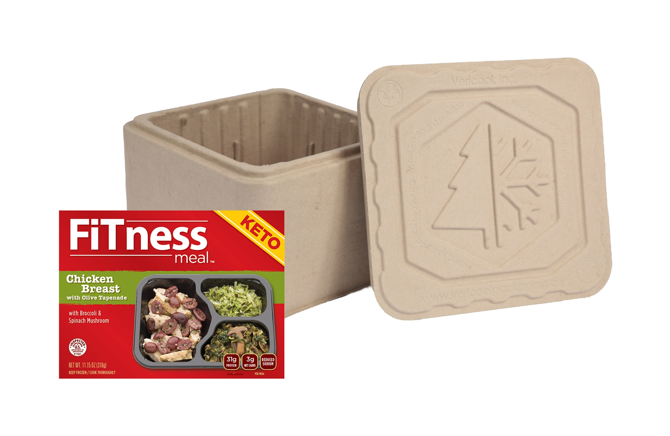 Kenic Fitness Meals from Proof Smart Food Go Sustainable with ... on