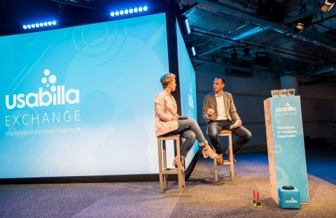 Usabilla Global Exchange Awards 2018 (Photo: Usabilla)