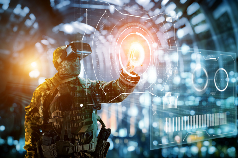 BAE Systems has been selected to develop next-gen artificial intelligence and machine learning techn ...