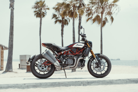 2019 FTR 1200 S (Photo: Business Wire)