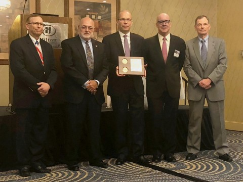 NorthStar Medical Radioisotopes Receives NNSA's Outstanding Achievement Award (Photo: Business Wire)