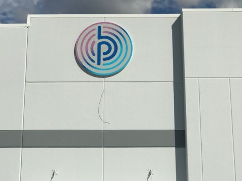 The Pitney Bowes Fulfillment, Delivery and Returns Super Center in Greenwood, Indiana (Photo: Business Wire)