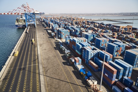 Djibouti/Copyright DP World (Photo: Business Wire)