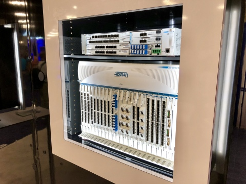 ADTRAN TA5000 (Photo: Business Wire)