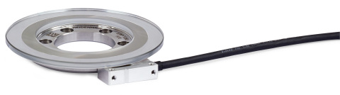 HEIDENHAIN's Angle Encoder for Semiconductor and Metrology equipment applications (Photo: Business W ...