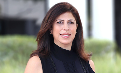 Zscaler Chief Marketing Officer, Micheline Nijmeh (Photo: Business Wire)