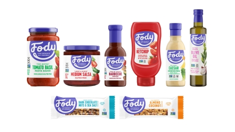 Sprouts joins HyVee and Wegman's in offering Fody's low FODMAP products at retail locations. (Photo: Fody Food Co.)