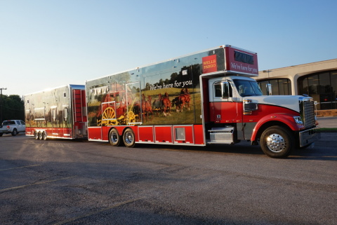 Wells Fargo Mobile Response Unit (Photo: Business Wire)