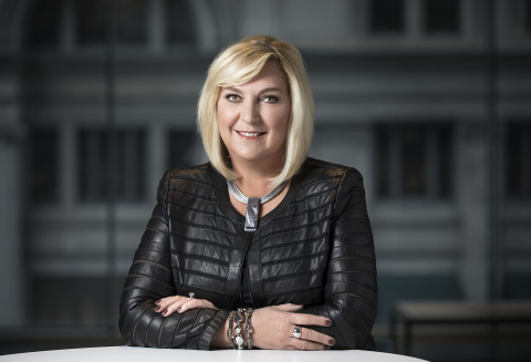 Lori Lee, CEO for AT&T Latin America and global marketing officer for AT&T Inc., has been elected to Emerson's board of directors. (Photo: Business Wire)