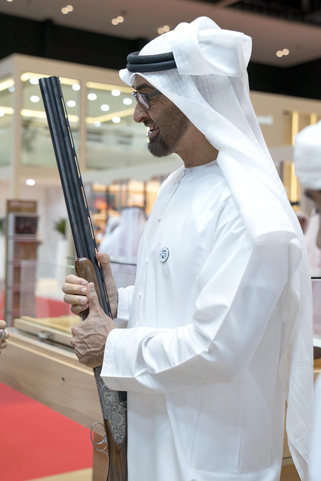 Visita de Sua Alteza Sheik Mohammed bin Zayed e Soberanos dos ... 2b2722ed63f32