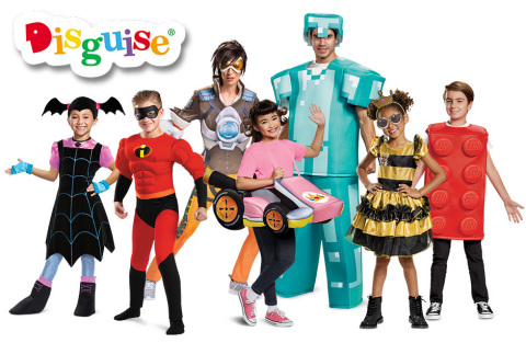 Disguise Halloween Costume Assortment (Photo: Business Wire)