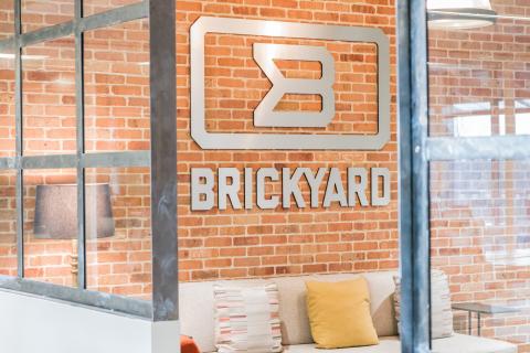 Brickyard Foyer. Photo courtesy of Brickyard.