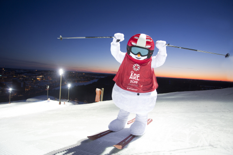 Valle official mascot (Photo: Business Wire)
