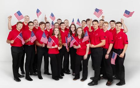 WorldSkills USA Team (Photo: Business Wire)