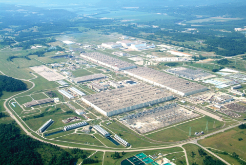 The former Portsmouth Gaseous Diffusion Plant in Piketon, Ohio (Photo: Business Wire)