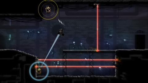 Mark of the Ninja: Remastered launches on Oct. 9. (Graphic: Business Wire)