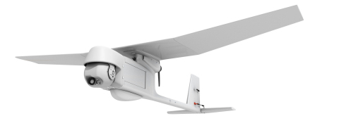 AeroVironment's RQ-11B Raven is the most widely used unmanned aircraft system in the world today (Ph ...