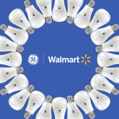 Ge Lighting Helps Walmart On Sustainability Goals Converts